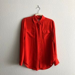 Juicy Couture 100% Silk Blouse